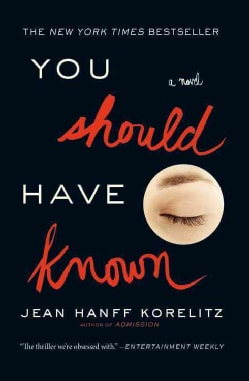 You Should Have Known (Paperback)