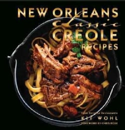New Orleans Classic Creole Recipes (Hardcover)