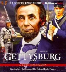 Gettysburg: A Radio Dramatization (CD-Audio)
