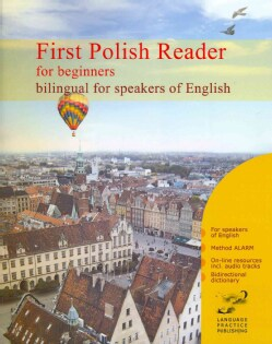 First Polish Reader for Beginners: Bilingual for Speakers of English (Paperback)
