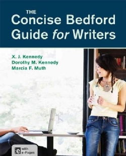 The Concise Bedford Guide for Writers (Paperback)