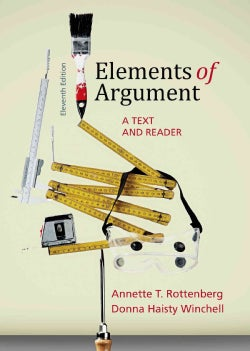 Elements of Argument: A Text and Reader (Paperback)
