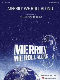 Merrily We Roll Along: Vocal Score (Paperback)