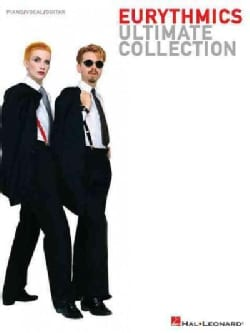 Eurythmics Ultimate Collection: Piano/ Vocal/ Guitar (Paperback)
