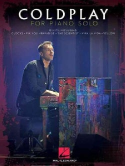 Coldplay for Piano Solo (Paperback)
