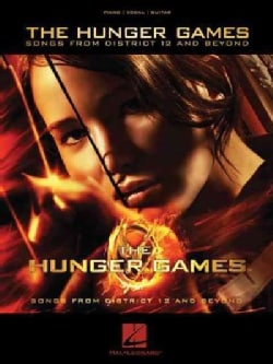 The Hunger Games: Songs from District 12 and Beyond, Piano/ Vocal/ Guitar (Paperback)