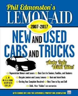 Lemon-Aid New and Used Cars and Trucks 2007–2017 (Paperback)