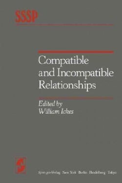 Compatible and Incompatible Relationships (Paperback)