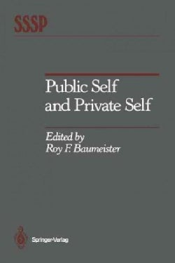 Public Self and Private Self (Paperback)