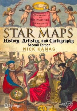 Star Maps: History, Artistry, and Cartography (Paperback)