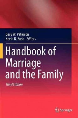 Handbook of Marriage and the Family (Hardcover)