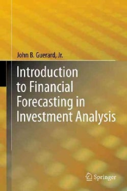 Introduction to Financial Forecasting in Investment Analysis (Hardcover)