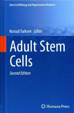 Adult Stem Cells (Hardcover)
