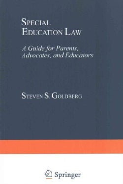 Special Education Law: A Guide for Parents, Advocates, and Educators (Paperback)