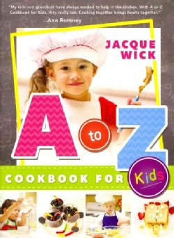 A to Z Cookbook for Kids (Hardcover)