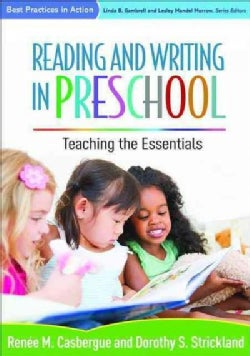Reading and Writing in Preschool: Teaching the Essentials (Paperback)