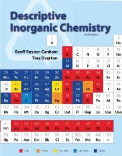 Descriptive Inorganic Chemistry (Hardcover)