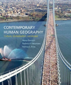 Contemporary Human Geography: Culture, Globalization, Landscape (Paperback)
