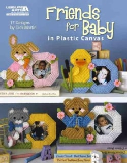 Friends for Baby in Plastic Canvas (Paperback)