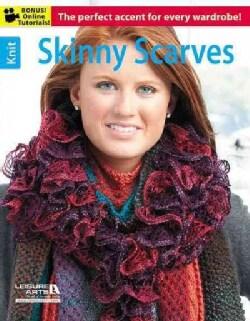 Skinny Scarves (Paperback)