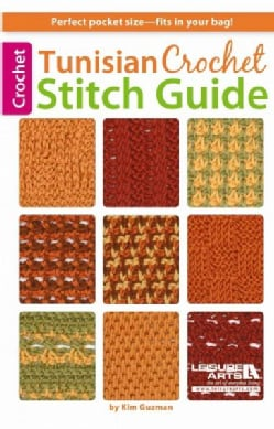 Tunisian Crochet Stitch Guide (Paperback)
