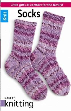 Best of Love of Knitting Socks (Paperback)