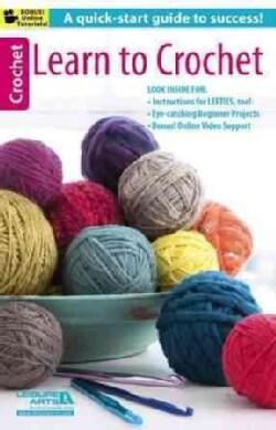 Learn to Crochet (Paperback)