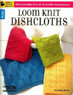 Loom Knit Dishcloths (Paperback)