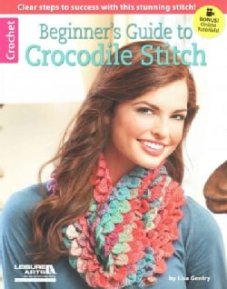 Begin Guide Crocodile Stitch (Paperback)