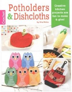 Crochet Potholders Dshc (Paperback)