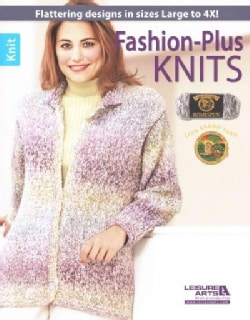 Fashion-Plus Knits (Paperback)