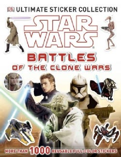 Star Wars Battles of the Clone Wars (Paperback)