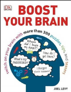 Boost Your Brain (Paperback)