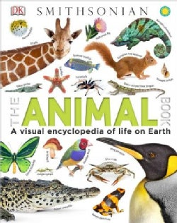 The Animal Book: A Visual Encyclopedia of Life on Earth (Hardcover)