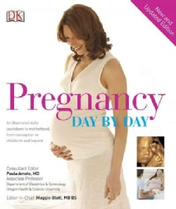 Pregnancy Day By Day (Hardcover)