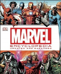 Marvel Encyclopedia: The Definitive Guide to the Characters of the Marvel Universe (Hardcover)