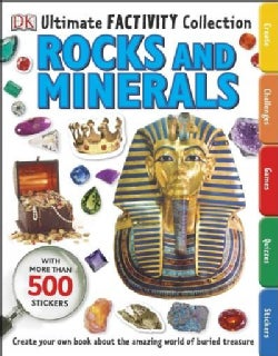 Rocks and Minerals: Create Your Own Book About the Amazing World of Buried Treasure (Paperback)