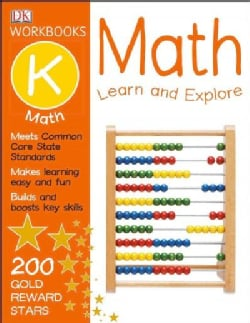 Math Grade K (Paperback)
