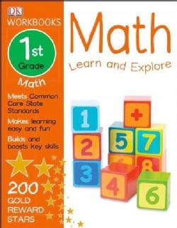 Math First Grade (Paperback)