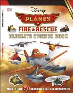 Disney Planes Fire & Rescue: Ultimate Sticker Book (Paperback)