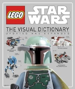 Lego Star Wars: The Visual Dictionary (Hardcover)