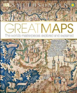 Dk Smithsonian Great Maps (Hardcover)