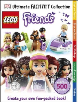 Lego Friends (Paperback)