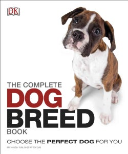 The Complete Dog Breed Book (Paperback)