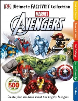 Marvel the Avengers (Paperback)