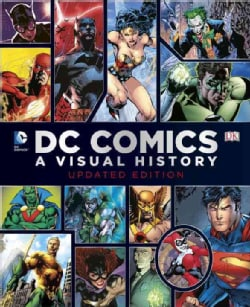 DC Comics: A Visual Chronicle (Hardcover)
