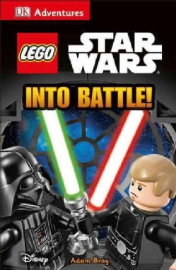 Lego Star Wars Into Battle! (Paperback)