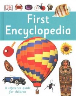 Dk First Encyclopedia (Hardcover)