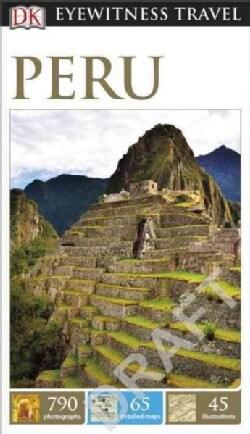 Dk Eyewitness Peru (Paperback)
