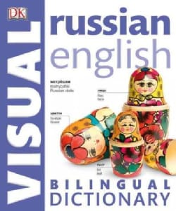 Russian-English Bilingual Visual Dictionary (Paperback)